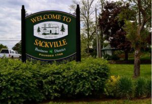 Sackville Area